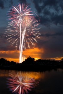 Independence Day Fireworks can be big trouble for pets!