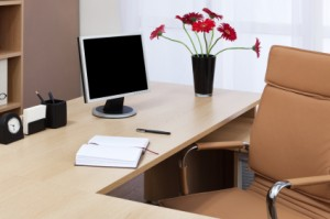 Clean working spaces make you more productive and help you think better
