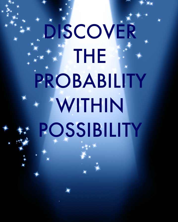 Discover the Probability Within Possibility